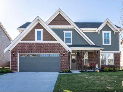 6457 W Clearview Drive McCordsville, IN MLS# 21749329