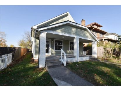 1342 Union Street Indianapolis, IN MLS# 21750934