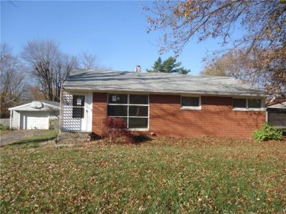 3824 S Lasalle Street Indianapolis, IN MLS# 21752023