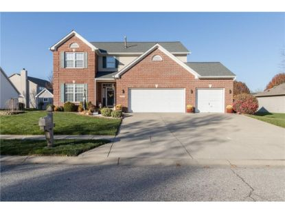 8312 Hunters Meadow Court Indianapolis, IN MLS# 21752219