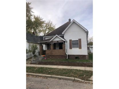 210 N RICHLAND Street Indianapolis, IN MLS# 21752485