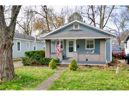 4932 Crittenden Avenue Indianapolis, IN MLS# 21754285