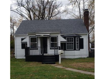 4611 E 34th Street Indianapolis, IN MLS# 21754957