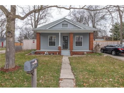 1266 Lawrence Avenue Indianapolis, IN MLS# 21757244
