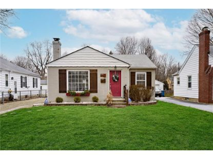 6104 Burlington Avenue Indianapolis, IN MLS# 21758457