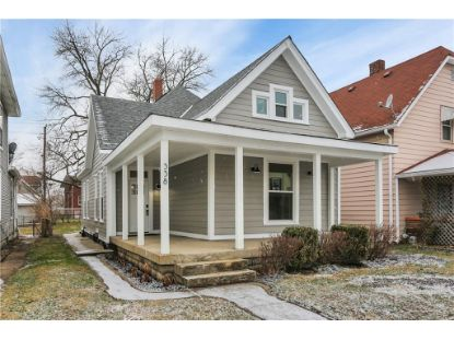 338 N HOLMES Avenue Indianapolis, IN MLS# 21759230