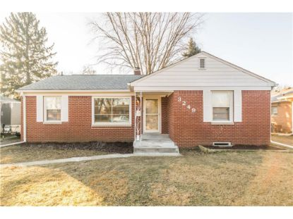 3249 W 29th Street Indianapolis, IN MLS# 21759715