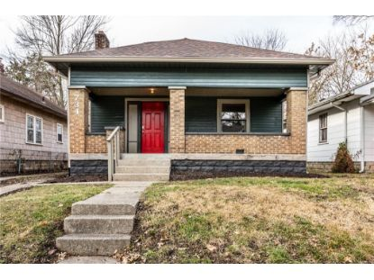 734 N Gladstone Avenue Indianapolis, IN MLS# 21760792