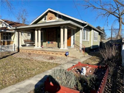 5940 Dewey Avenue Indianapolis, IN MLS# 21761515