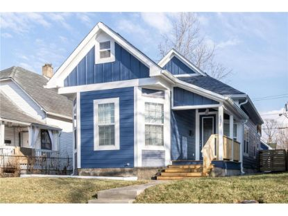 1117 Larch Street Indianapolis, IN MLS# 21761517