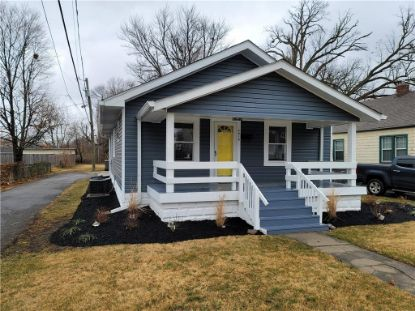 4816 E 13th Street Indianapolis, IN MLS# 21763262