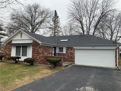 7420 Tammy Drive Indianapolis, IN MLS# 21763359