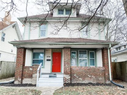 424 N Grant Avenue Indianapolis, IN MLS# 21763487