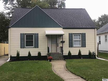 1037 S WEBSTER ST  Jackson, MI MLS# 201903864