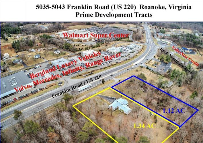 5035 Franklin RD, Roanoke, VA 24014 - Image 1