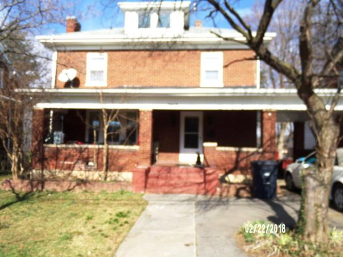 2609 Hillcrest AVE NW, Roanoke, VA 24012