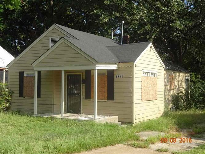 3552 MAYFLOWER, Memphis, TN 38122