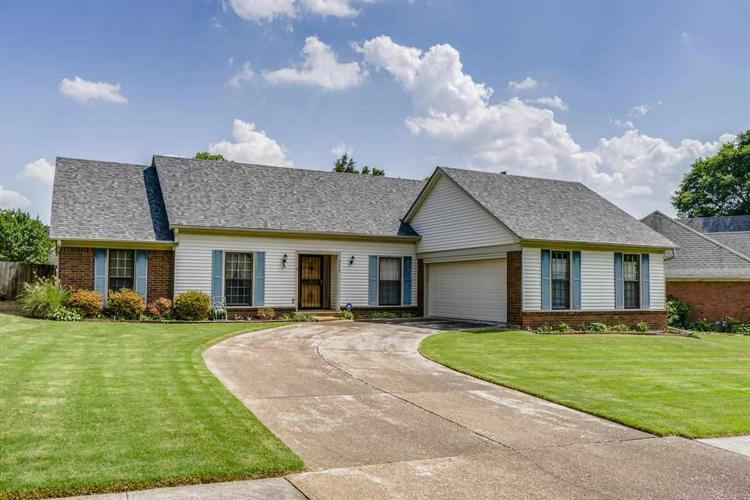 9277 CURLING POND, Lakeland, TN 38002