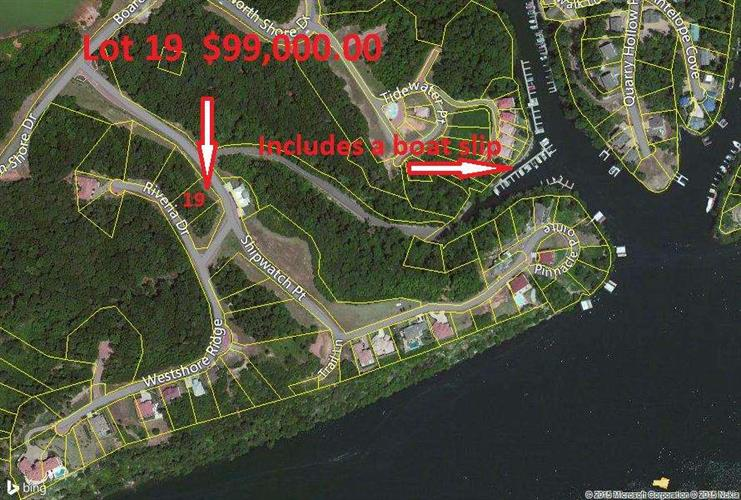 Lot 19 Riveria Dr & Shipwatch Point, Savannah, TN 38372