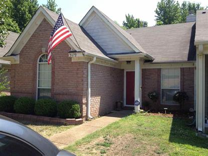 2672 GROVE MANOR  Cordova, TN MLS# 10013381
