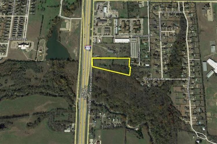 5 Ac Interstate 35, Red Oak, TX 75154