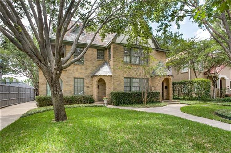 4301 Normandy Avenue, University Park, TX 75205