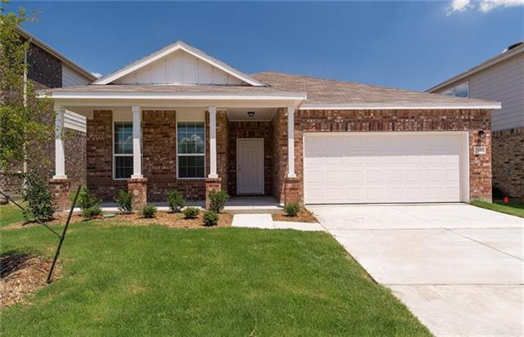 713 Jonius Creek Drive, Little Elm, TX 75068