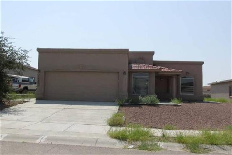 14208 Desert Bush Drive, Horizon City, TX 79928