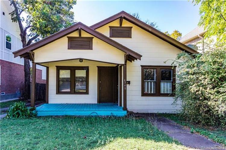 6348 Belmont Avenue, Dallas, TX 75214