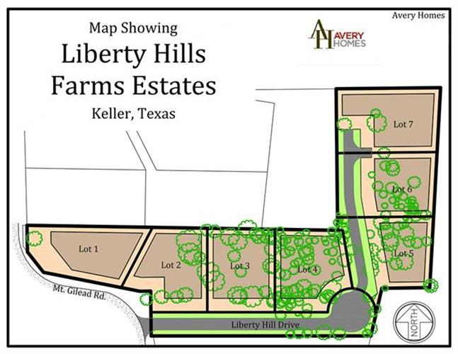 Lot 5 Liberty Hills Farms, Keller, TX 76262 - Image 1