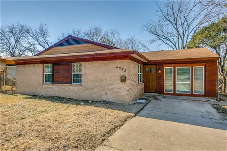 5633 Bluffman Drive, Dallas, TX 75241