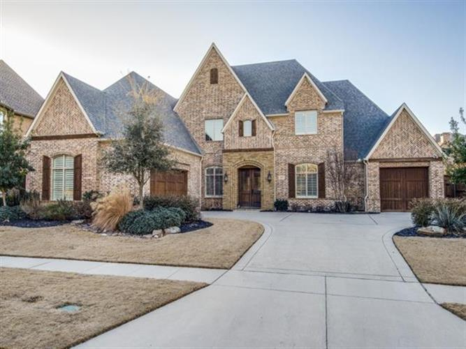 4083 Castle Bank Lane, Frisco, TX 75033
