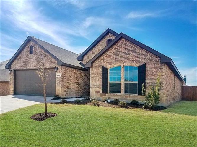 2508 Old Buck Drive, Weatherford, TX 76087