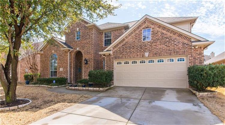 2604 Longbow Drive, Little Elm, TX 75068