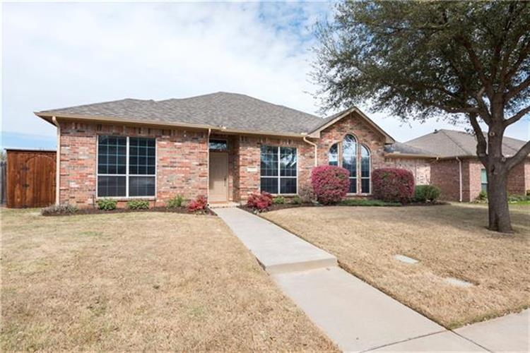 1531 Crested Butte Drive, Lewisville, TX 75077