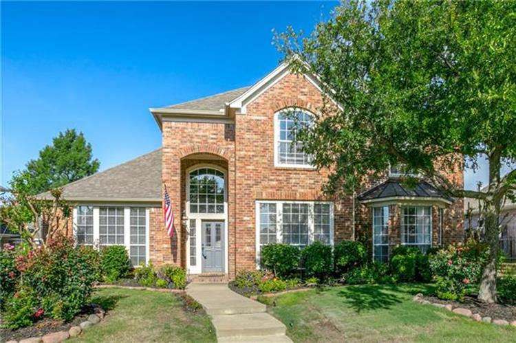 1608 Creekridge Drive, Keller, TX 76248