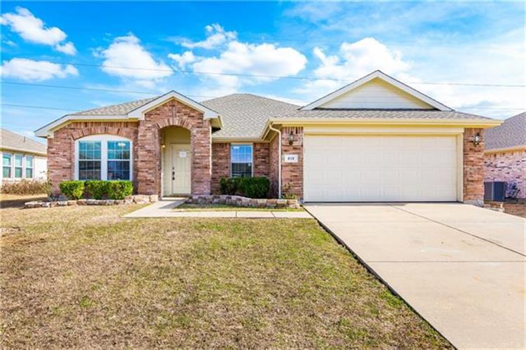 613 Overton Drive, Wylie, TX 75098