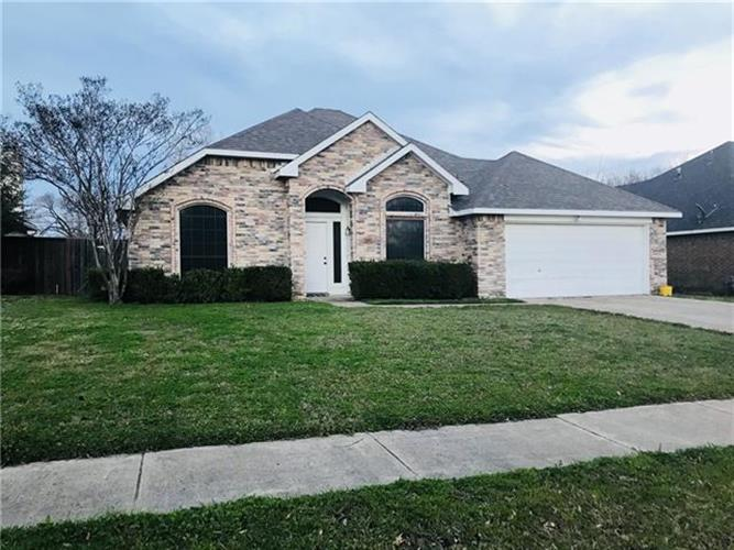532 Bowie Street, Forney, TX 75126