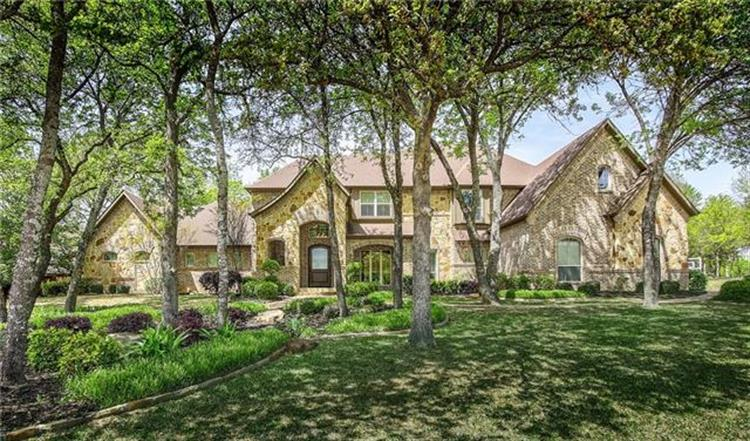 5200 Heather Court, Flower Mound, TX 75022