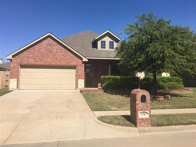 476 Commonwealth Drive, Saginaw, TX 76179