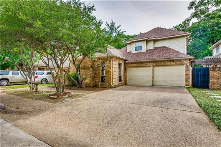 400 Kosstre Court, Irving, TX 75061