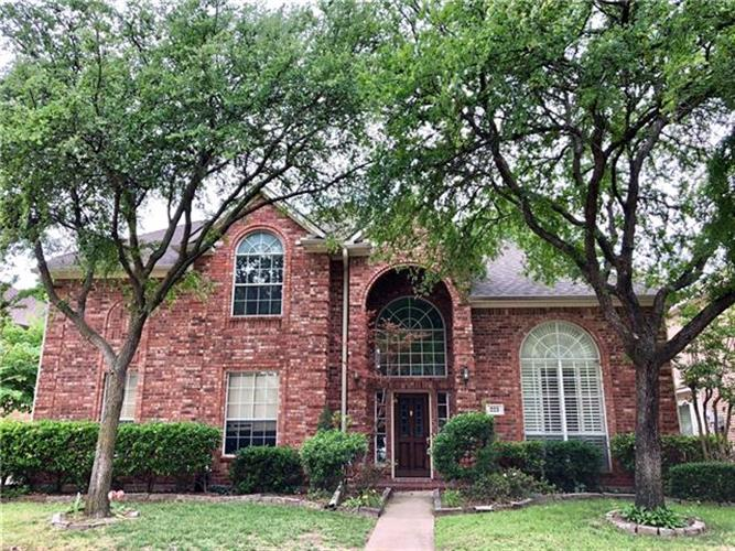 223 Cove Drive, Coppell, TX 75019
