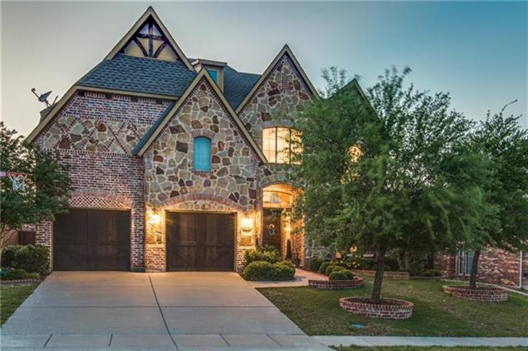 308 Gentle Creek Drive, McKinney, TX 75072