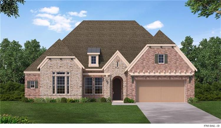 400 Lake Trail Lane, Prosper, TX 75078