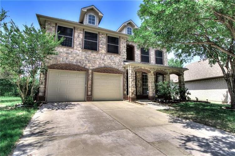 4121 Shores Court, Fort Worth, TX 76137