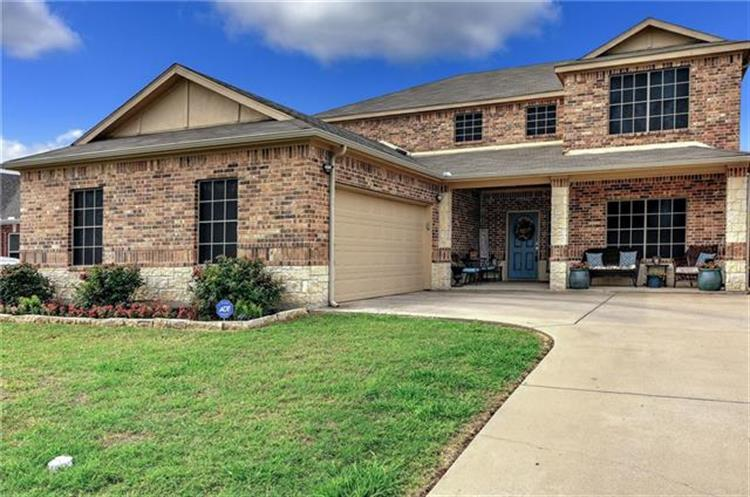 107 Ashlyn Court, Whitesboro, TX 76273
