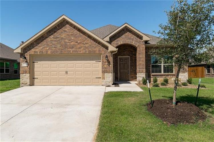 531 Hidden Springs Trail, Azle, TX 76020