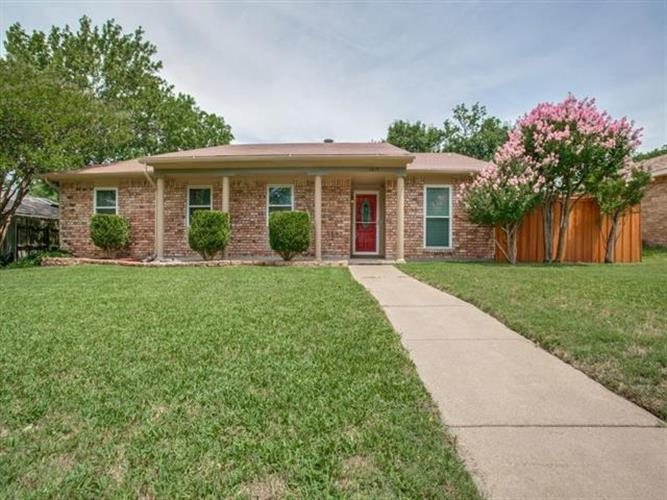 1817 Shreveport Trail, Plano, TX 75023