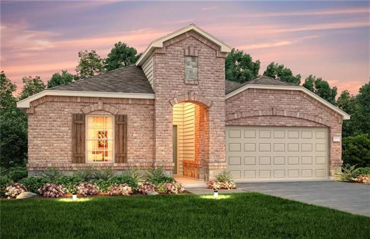 2209 Perrymead Drive, Forney, TX 75126