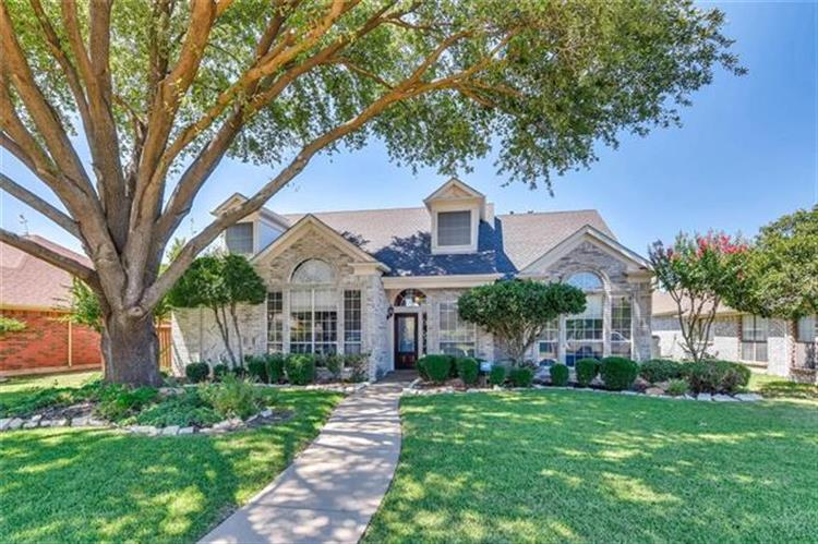 811 Sycamore Creek Road, Allen, TX 75002